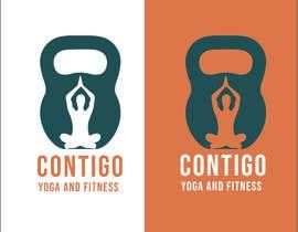 #71 cho Logo for yoga and fitness company bởi samalarangarao