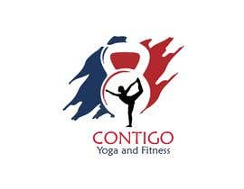 #55 cho Logo for yoga and fitness company bởi T4W533F