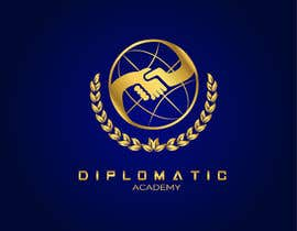 #169 for Design a Logo for Diplomatic Academy af Novusmultimedia