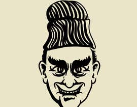 #44 for Design a head-only caricature of a legend! af ronyabdulsalam