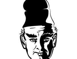 #48 for Design a head-only caricature of a legend! af JasminaSV