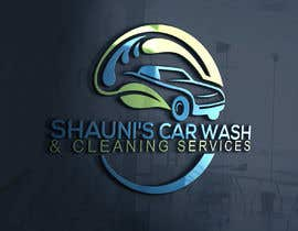 #206 for cash wash logo by ra3311288