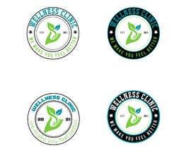 aktar1990fahima tarafından Logo for Wellness Clinic için no 99