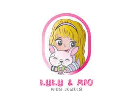 #29 cho Logo for Child Jewelry Brand in specific Style - 05/03/2021 08:28 EST bởi Jahanzj123