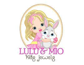 #24 cho Logo for Child Jewelry Brand in specific Style - 05/03/2021 08:28 EST bởi NaimaSheetu