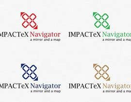 #11 untuk Logo Design for IMPACTeX Navigator (Career Guidance Assessment) oleh sunnnyy