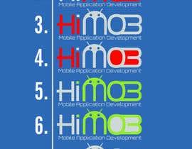 dezigningking tarafından HiMobile logo için no 80