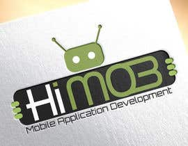 #83 untuk HiMobile logo oleh dezigningking