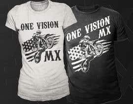 #52 cho Create Dirtbike Related T-Shirt Designs bởi Exer1976