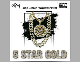 #26 for 5Star Gold Single Cover by imranislamanik