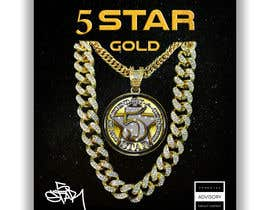 #22 for 5Star Gold Single Cover by nasimuddintakib7
