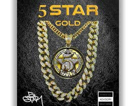 #24 for 5Star Gold Single Cover by nasimuddintakib7