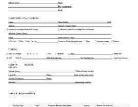 #47 cho replicate a service request form bởi shawon250