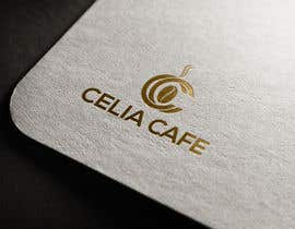 #384 for Trademark logo for Coffee Business ( Celia Cafe ) af rupchanislam3322