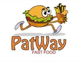 #78 untuk Logo for fast-food company oleh OlyaSendriy