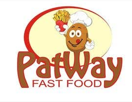 #80 untuk Logo for fast-food company oleh OlyaSendriy