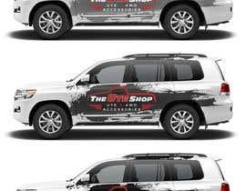 #72 для Vehicle signage/graphic design от prdrpos