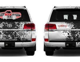 #76 для Vehicle signage/graphic design от prdrpos