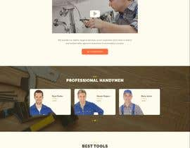 itkhabir tarafından Build an advertising one-pager website for a craftsman offering repair services called Fixxblitz için no 19
