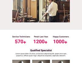 codermahidul tarafından Build an advertising one-pager website for a craftsman offering repair services called Fixxblitz için no 35