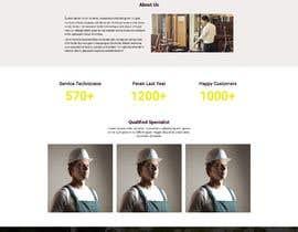 codermahidul tarafından Build an advertising one-pager website for a craftsman offering repair services called Fixxblitz için no 44
