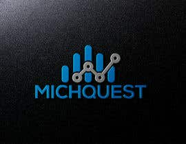 #26 cho MICHQUEST I am putting together a incubator for entrepreneurs/start up businesses that have very innovative minds and I am looking for a logo that has a tech feel, but it's all based around the name MICHQUEST bởi nurjahana705