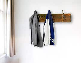 #111 for Photoshop a clothes rack by shamimarafin88