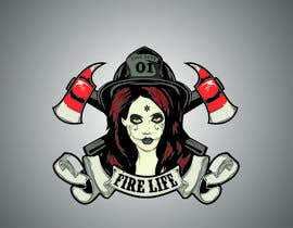 #26 for Voodo Female Firefighter af nitabe