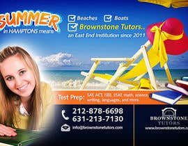#25 untuk Advertisement Design for Brownstone Tutors oleh creationz2011