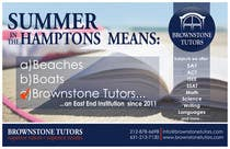 Contest Entry #31 for Advertisement Design for Brownstone Tutors