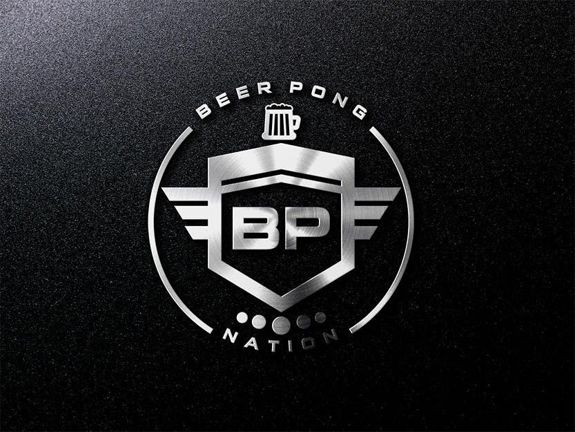 Konkurrenceindlæg #                                        83                                      for                                         Design a Logo for a beer pong company.