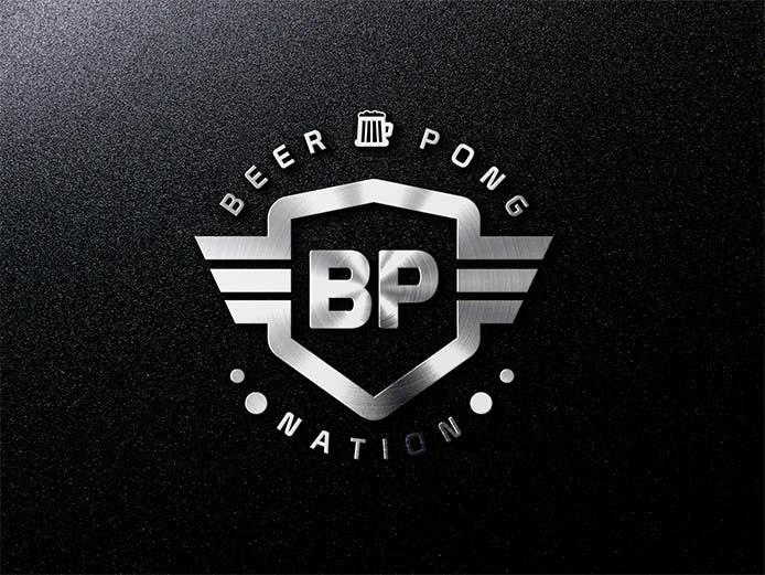 Konkurrenceindlæg #                                        105                                      for                                         Design a Logo for a beer pong company.