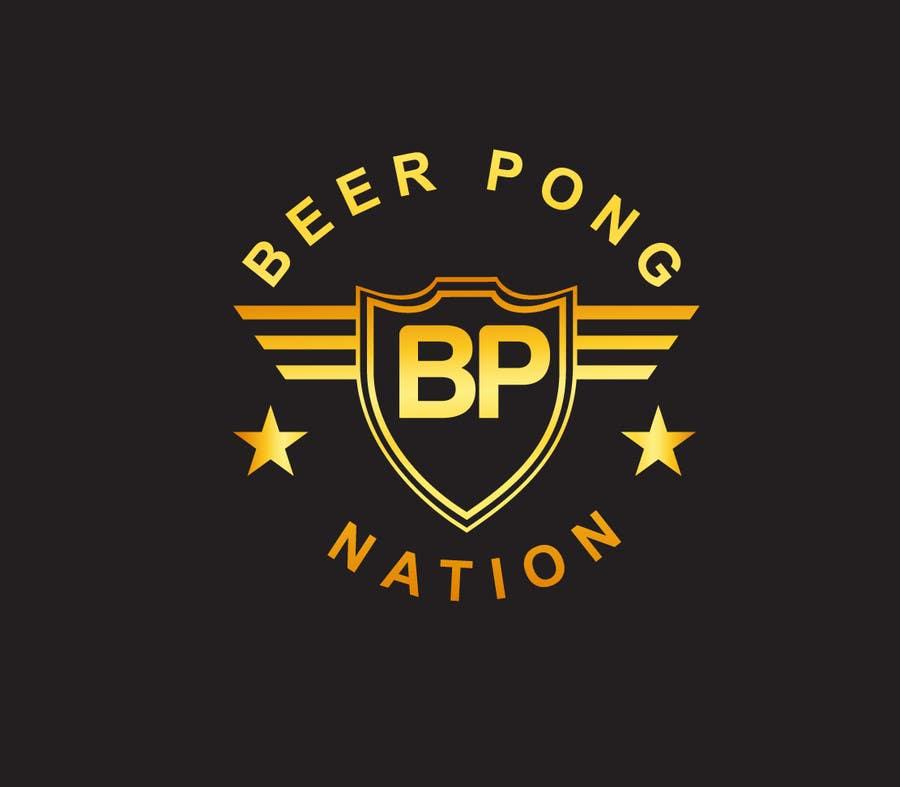 Konkurrenceindlæg #                                        89                                      for                                         Design a Logo for a beer pong company.