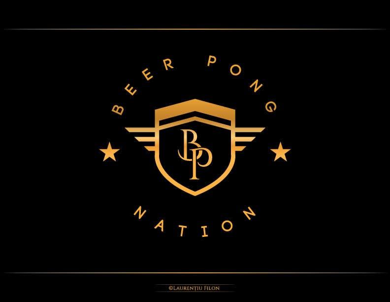 Konkurrenceindlæg #                                        86                                      for                                         Design a Logo for a beer pong company.
