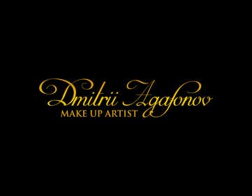 Nro 194 kilpailuun Design a Logo for a make-up artist käyttäjältä feroznadeem01