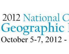 #22 za Graphic Design for 97th National Conference on Geographic Education od catalyst1