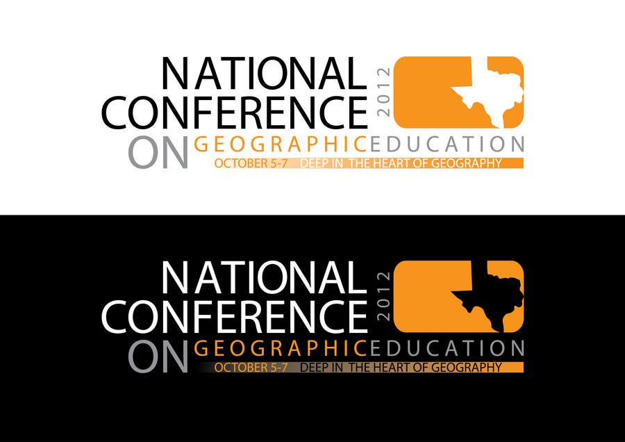 Entri Kontes #                                        18                                      untuk                                        Graphic Design for 97th National Conference on Geographic Education
