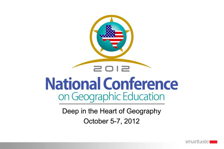 Contest Entry #54 for Graphic Design for 97th National Conference on Geographic Education