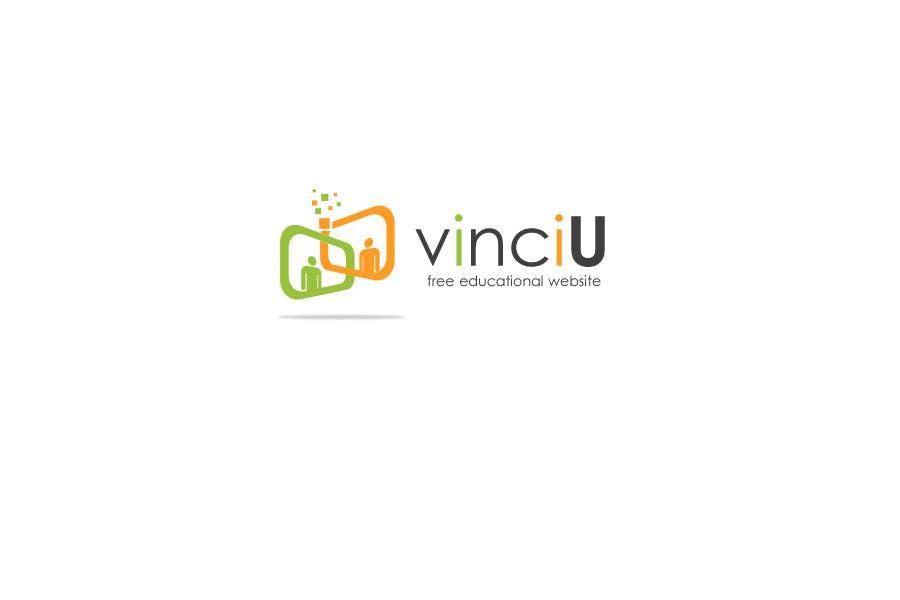 Penyertaan Peraduan #                                        16                                      untuk                                         Logo Design for a education website: VinciU