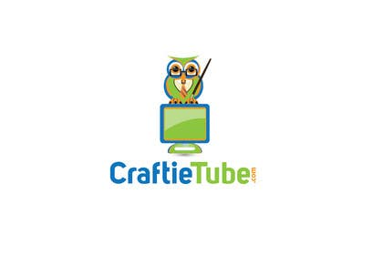 #20 para Logo Design for Craft Tutorial Site por iffikhan