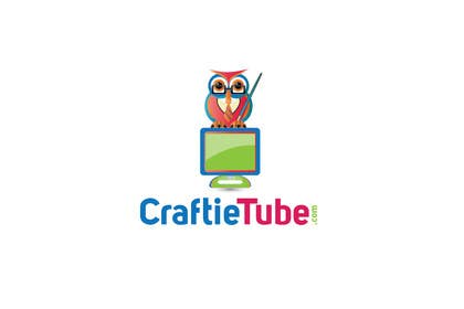 #21 para Logo Design for Craft Tutorial Site por iffikhan