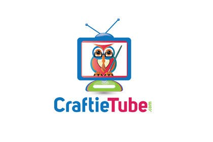 #22 para Logo Design for Craft Tutorial Site por iffikhan