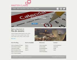 nº 5 pour Wordpress Theme Design for MasterClasse par JoshuaFREELANCE