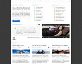 #14 cho Build a Website for Distant Healing Services bởi writersquality