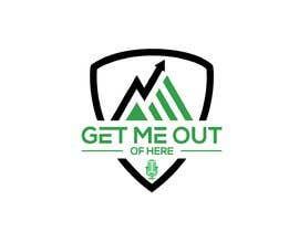 """#137 для Podcast/branded logo """"Get Me Out Of Here"""" от hazerabegum20202"""