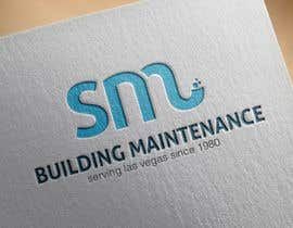 #38 for Logo for S&M Building Maintenance business card by tieuhoangthanh