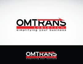 nº 3 pour Logo Design for International Logistics Company - OMTRANS par tomasarad