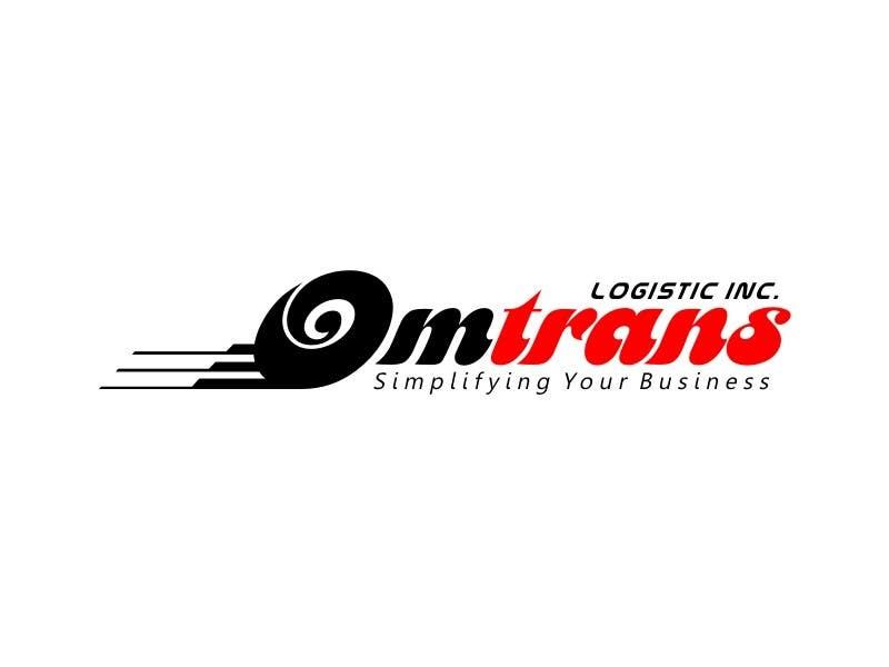Contest Entry #                                        7                                      for                                         Logo Design for International Logistics Company - OMTRANS