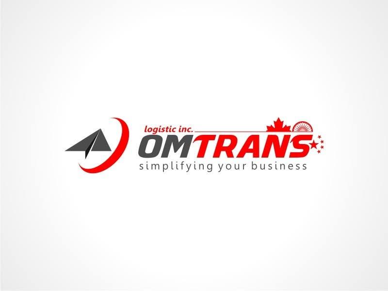 Contest Entry #                                        34                                      for                                         Logo Design for International Logistics Company - OMTRANS