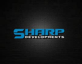 nº 255 pour Design a Logo for Sharp Developments par GoldSuchi